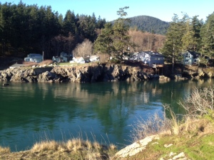 Doe Bay from the other side